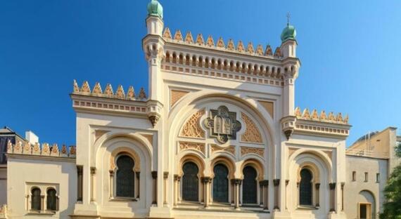 Kóšer podcast: Španělská synagoga