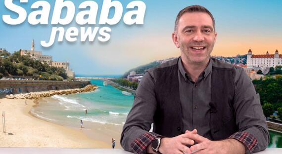 Sababa News: Purim zachráni židovský laser