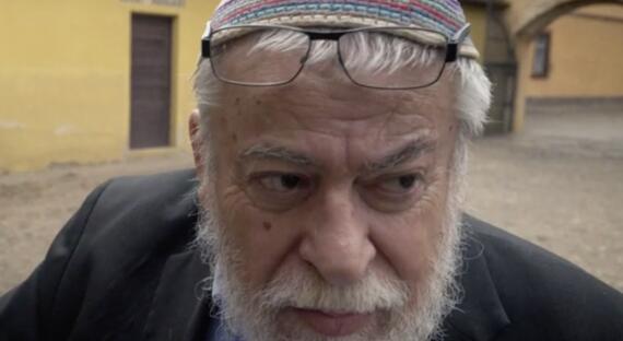 Zamyšlení vrchního rabína Karla Sidona 05.03.2021