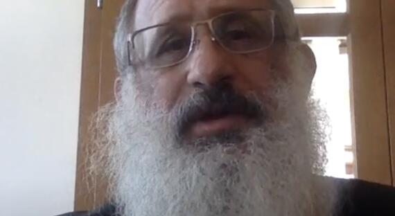 Brejšit - týždenná parša hlavného rabína ŽNO BA Barucha Myersa
