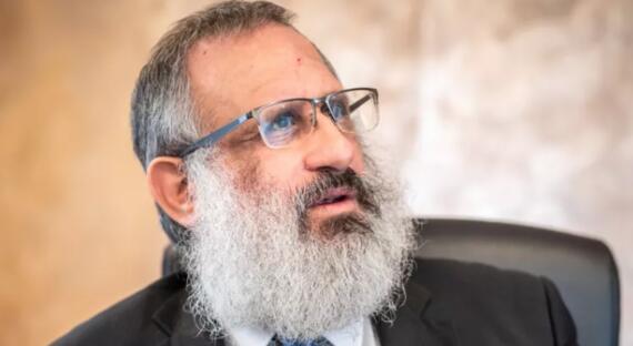 Zamyslenie hlavného rabína ŽNO BA Barucha Myersa 16.4.2021