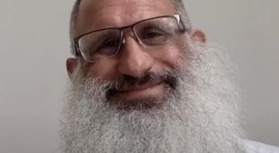 Zamyslenie hlavného rabína ŽNO BA Barucha Myers 27.5.2021