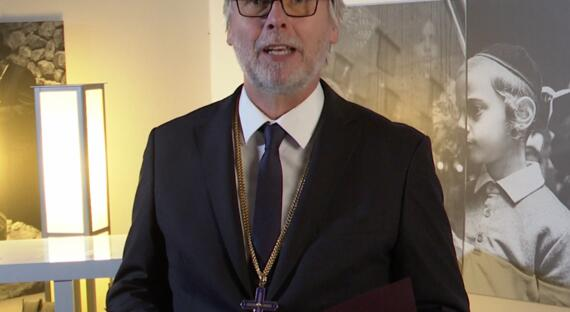Nezabudnutí susedia: generálny biskup ECAV p.Ivan Eľko