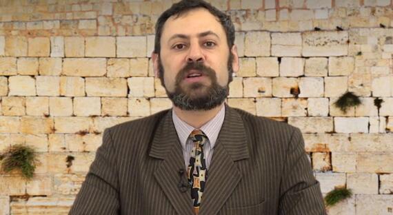Zamyslenie rabína ÚZ ŽNO Mišu Kapustina