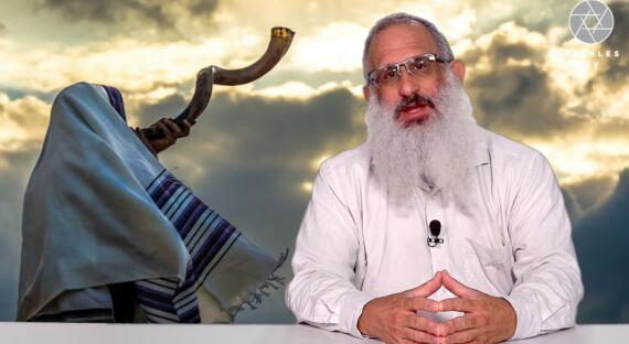 Príhovor hlavného rabína ŽNO BA Barucha Myersa k sviatku Jom Kippur - יום כיפור
