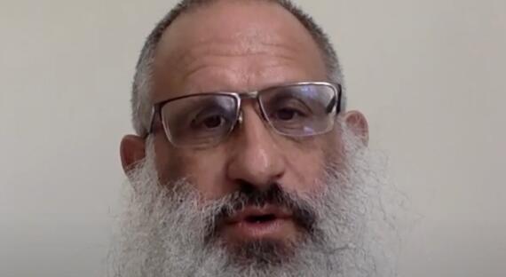 Týždenná paraša Šelach hlavného rabína ŽNO BA Barucha Myersa