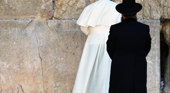 Kóšer podcast: pápež a židia
