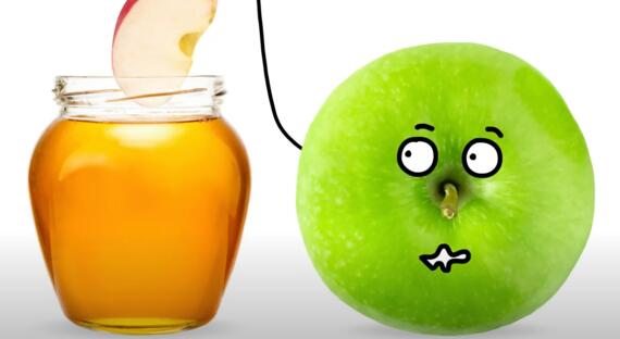 JCC Prague - Jablko v medu