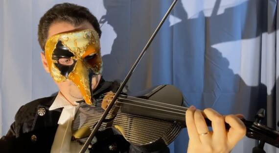 Mark Kovatskiy a jeho Purimový hudobný pozdrav