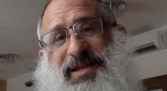 Týždenná paraša Vaetchanan hlavného rabína ŽNO BA Barucha Myersa