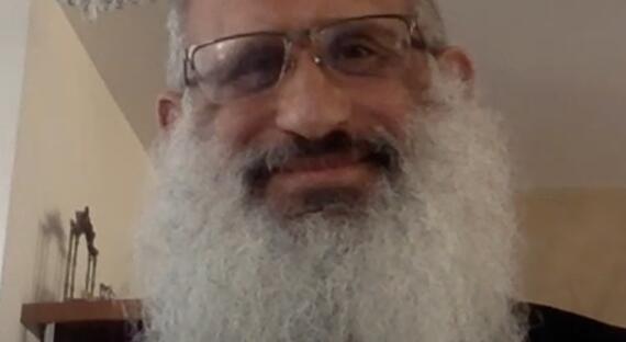 Týždenná paraša Korach hlavného rabína ŽNO BA Barucha Myersa