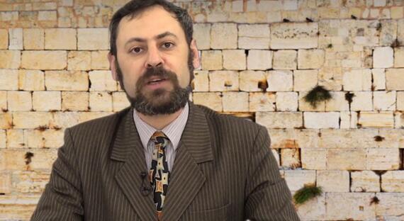 Zamyslenie rabína UZ ZNO Mišu Kapustina