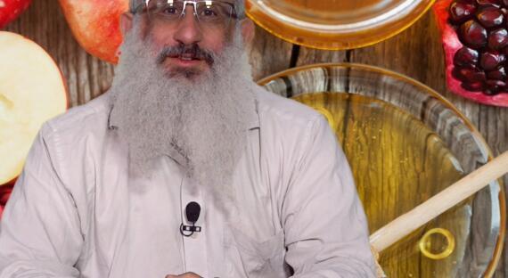 Nový rok 5782 - príhovor hlavného rabína ŽNO BA Barucha Myersa