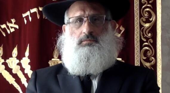 Nezabudnutí susedia: Baruch Myers, hlavný rabín ŽNO BA