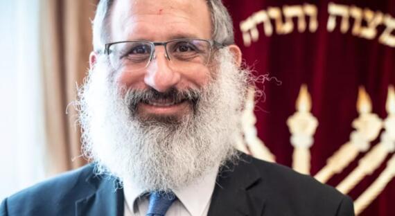 Zamyslenie hlavného rabína ŽNO BA Barucha Myersa Re ej