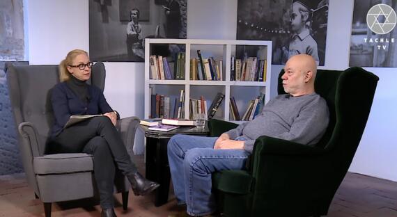 Ľudia knihy: Ján Štrasser